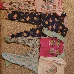 Toddler jammies
